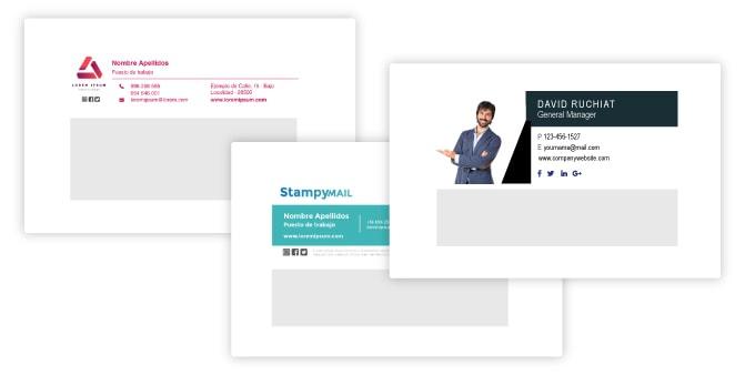 Firmas Biblioteca StampyMail