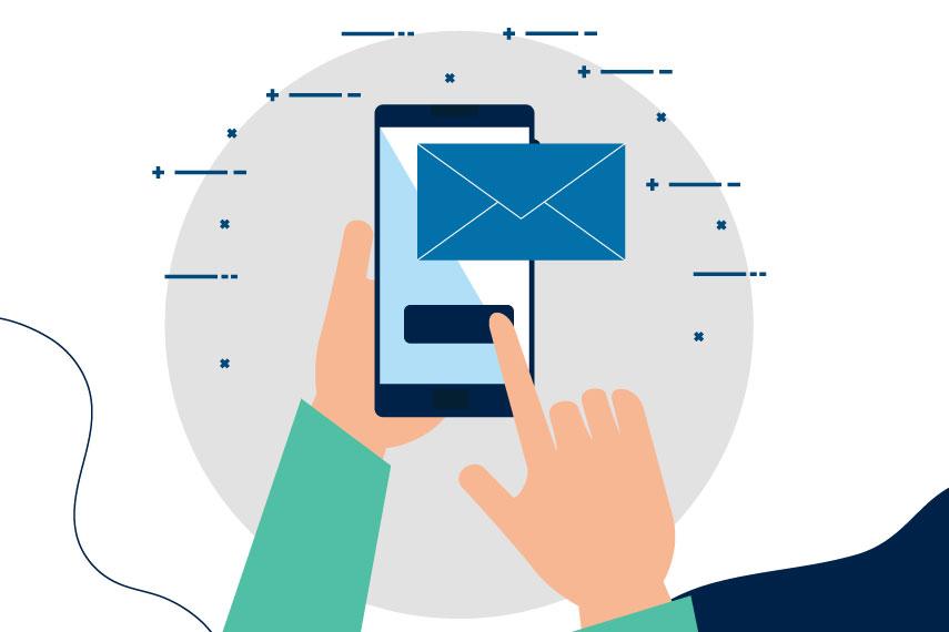 Como personalizar tus correos electrónicos de forma inteligente