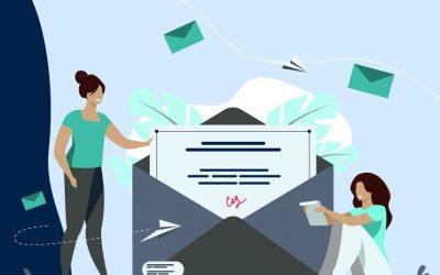 La gestión de las firmas de correo electrónico