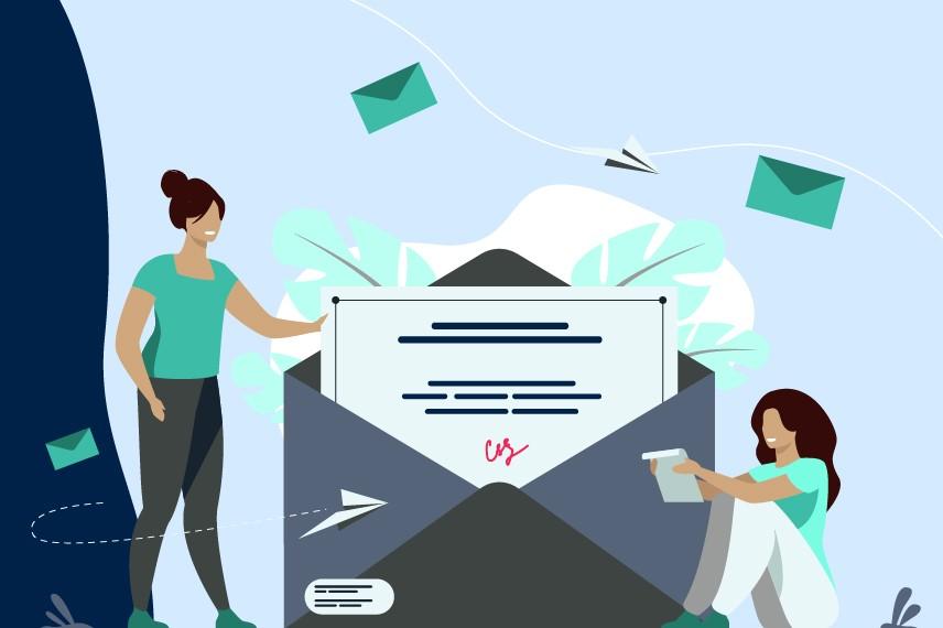 La gestión de las firmas de correo electrónico para una organización
